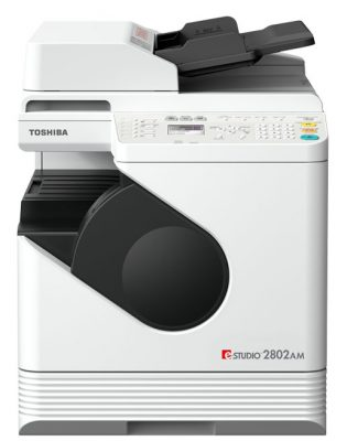toshiba e studio 2802am printer Monochrome Copiers