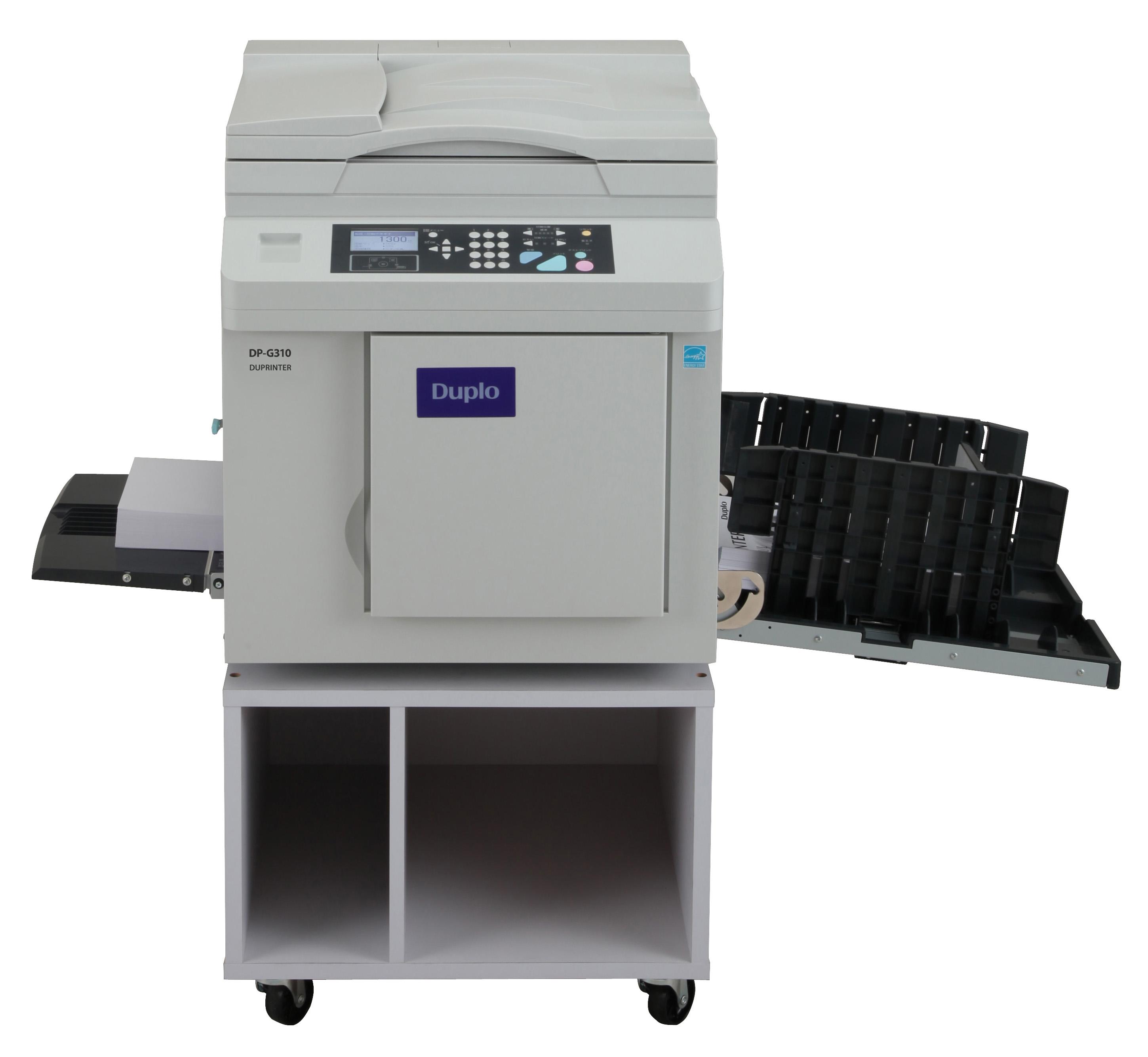 duplo DP-G Series duplicator