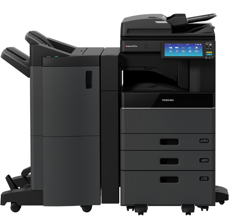 toshiba e studio 5015ac printer Colour Copiers